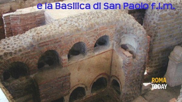 La Necropoli Ostiense e la Basilica di San Paolo, visita guidata