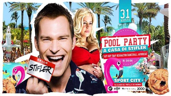 Pool Party a casa di Stifler