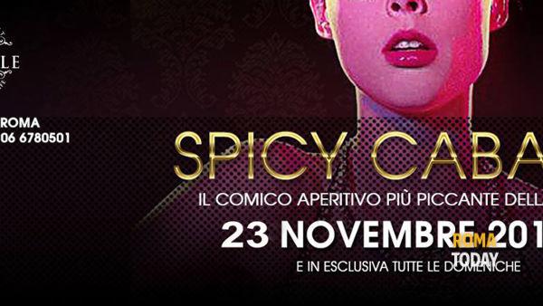 Spicy Cabaret al Teatro Centrale