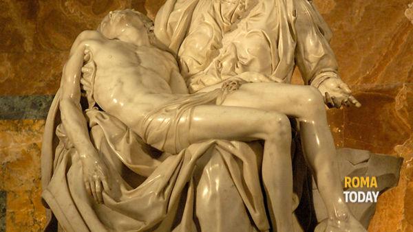 La Roma di Michelangelo: Basilica di San Pietro e la Pietà