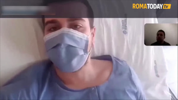 """Contagiato a 29 anni Mattia racconta il Coronavirus: """"Manca il fiato, è come stare sott'acqua e non riuscire a risalire"""""""