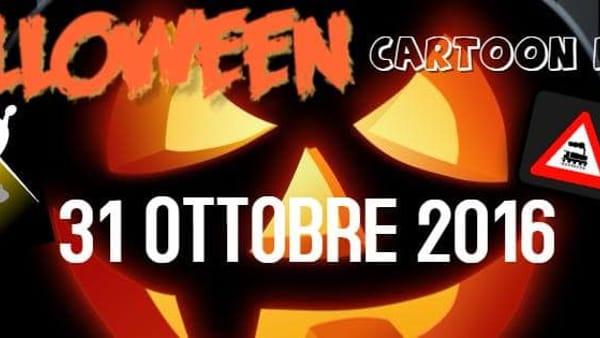 Halloween Cartoon Party