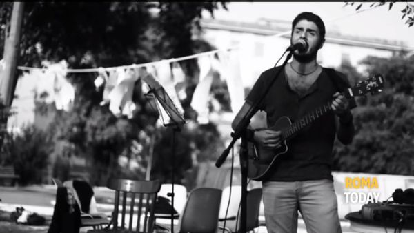 """Melting port presenta Simone Vacatello """"SIVA"""" in concerto al sutton club per la rassegna 52nd street"""