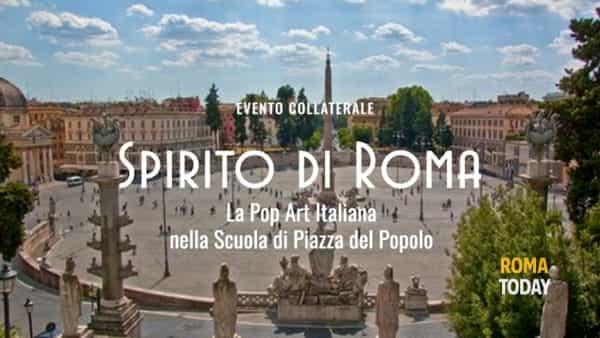 Spirito di Roma: la Pop Art Italiana in mostra allo Stadio di Domiziano