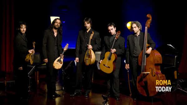 Il Quintetto a plettro Giuseppe Anedda in concerto a Testaccio