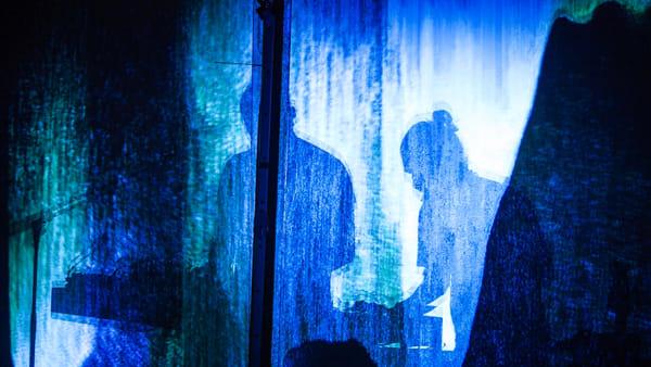 Thom Yorke, il frontman dei Radiohead in concerto a Roma