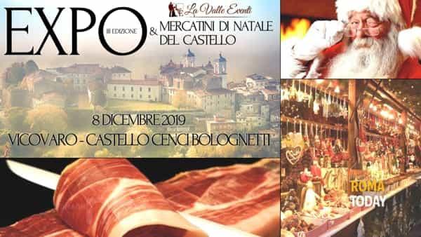 EXPO Vicovaro & Mercatini di Natale del Castello