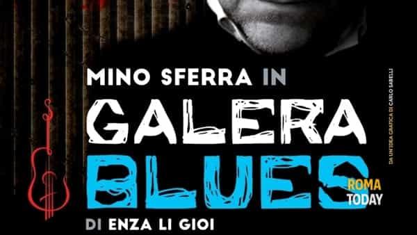 Galera Blues al Teatro Petrolini