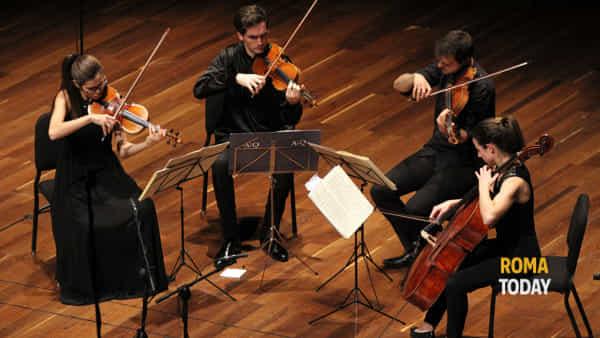 Marco Barbaresi e Alauda Quartet in concerto