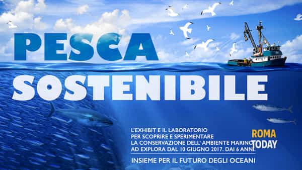Pesca Sostenibile a Explora