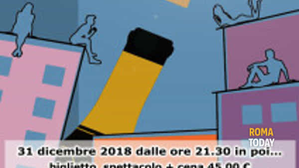 Salta che ti passa: Capodanno al CineTeatro L'Aura