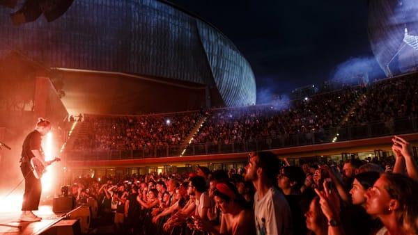 Thom Yorke incanta l'Auditorium, per il Roma Summer Fest è l'ottavo sold out stagionale
