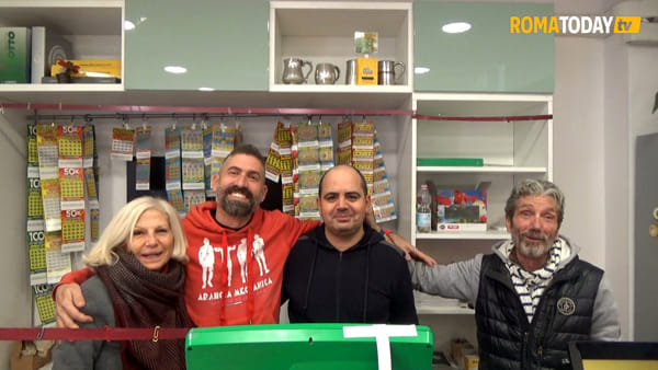 """La Lotteria Italia bacia Monteverde: """"Il vincitore del terzo premio? Spero si ricordi di me"""""""