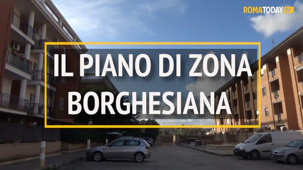 Piano di zona Borghesiana: affitti maggiorati per palazzine pignorate