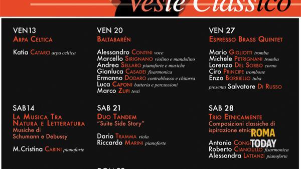 """Rassegna """"L'archivio14 Veste Classico"""" IVedizione"""