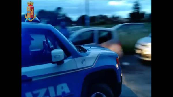 VIDEO | Operazione 'Via del Mare': le immagini del blitz