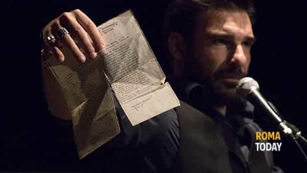 Al Teatro Romano di Ostia Antica, Edoardo Leo in Ti racconto una storia