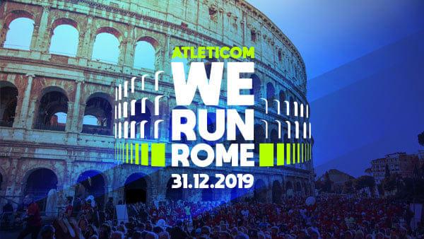 We Run Rome, la corsa di Capodanno