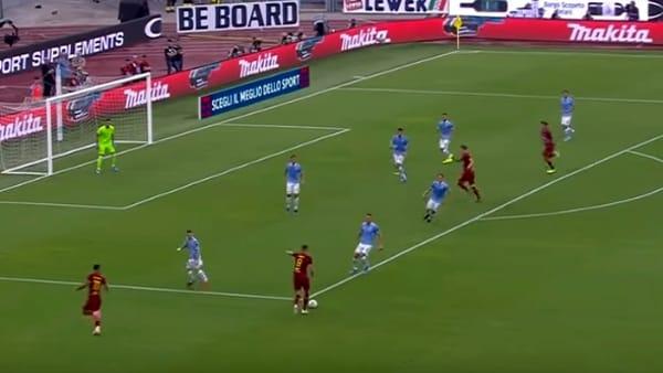 VIDEO | Lazio-Roma 1-1, Luis Alberto risponde a Kolarov: gol e highlights del derby