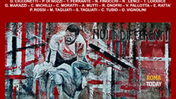 L'indifferenza, Collettiva di Arte contemporanea