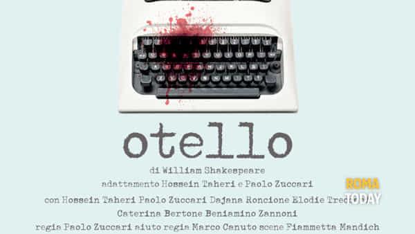 Otello al Sala Uno Teatro
