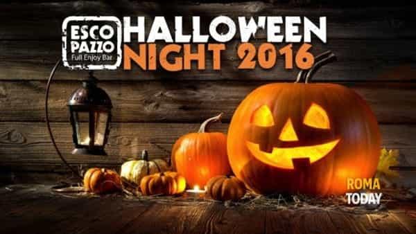 Halloween Night all'Escopazzo