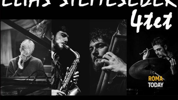 ELIAS STEMESEDER 4tet da Berlino al 28Divino Jazz