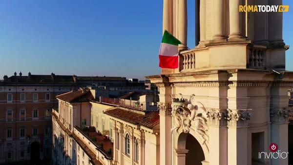 VIDEO | Roma e il suo assordante silenzio
