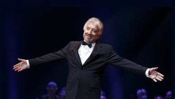 Capodanno con Gigi Proietti all'Auditorium Parco della Musica