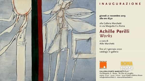 achille perilli, works. opere dal 1958 al 2008-3