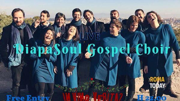 DiapaSoul Gospel Choir - Trastevere in Unplugged