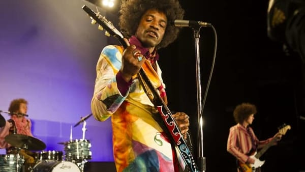 Jimi: all is by my side al Live Alcazar