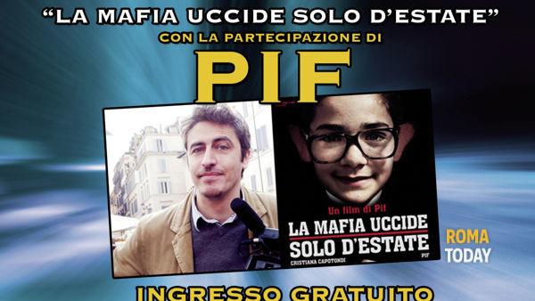 """""""La Mafia uccide solo d'estate"""": proiezione gratuita del film di PIF"""