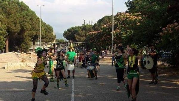 Carnevale popolare a Tor Bella Monaca