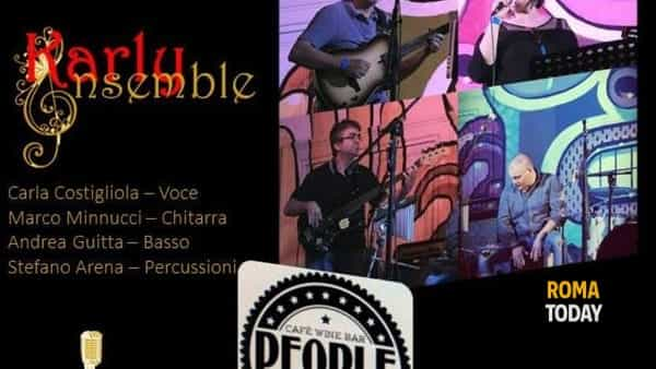 Karly Ensemble - live @ People Bistrot