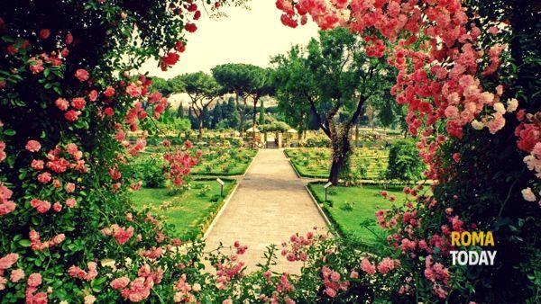 Roseto di Roma: apertura, orari e visite guidate