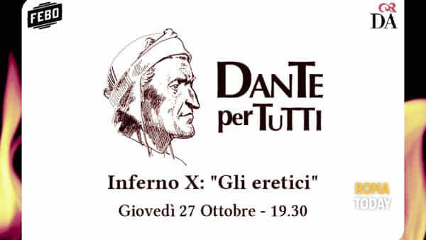 Dante per tutti - Inferno X - Gli eretici