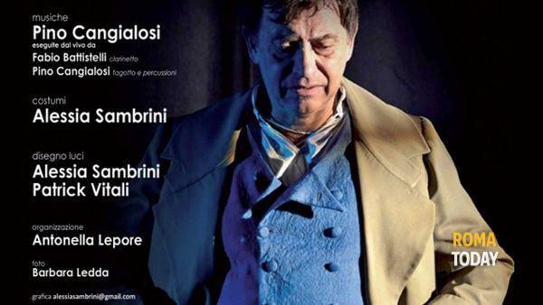 """""""Il Pellegrino"""" con Massimo Wertmuller al Teatro 7 a favore di Antea onlus"""