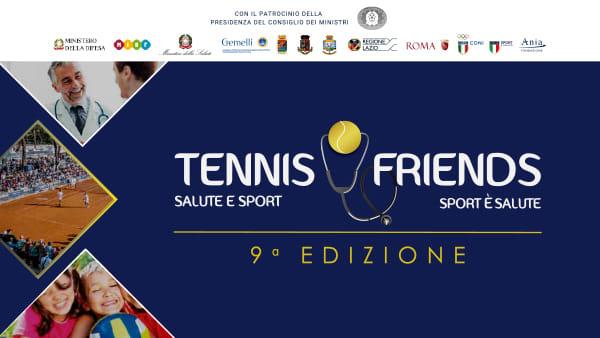 Tennis & Friends, 9a Edizione