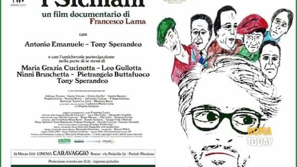 """A Roma l'anteprima del film documentario """"I siciliani"""""""