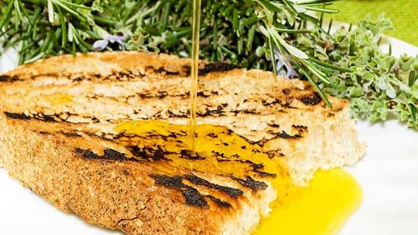 Sagra della bruschetta, Casaprota celebra il suo famoso olio