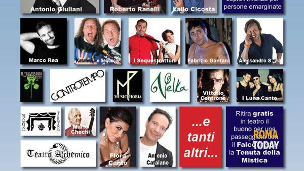 Volamiamoci.. spettacolo di varietà con Antonio Giuliani