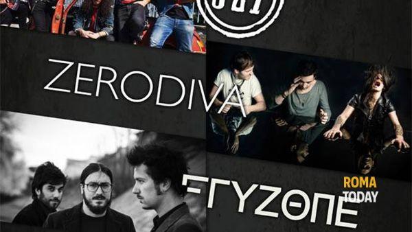 Rockenrolla fest jailbreak live club 30 aprile giovedì