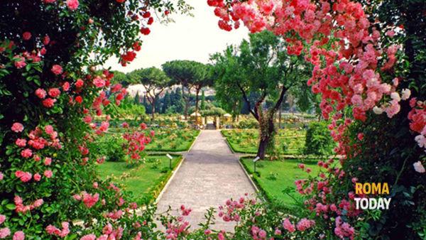 Visita Guidata, Il Roseto comunale di Roma e il colle Aventino