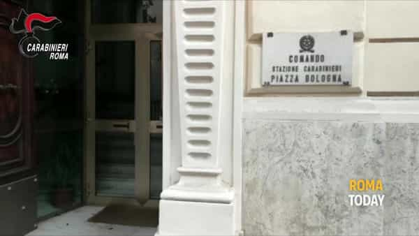 VIDEO | Gran bazar della droga in casa, arrestato studente al Tiburtino