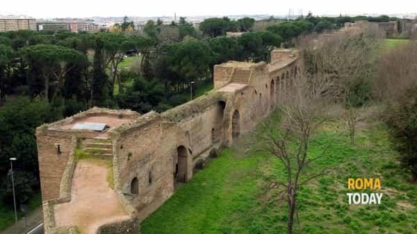 Museo delle Mura in Porta San Sebastiano