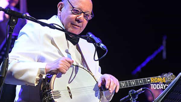 Lino Patruno Jazz Show in concerto al Cotton Club