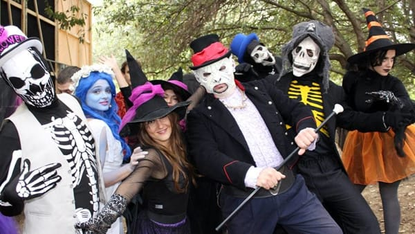 Halloween al Castello di Lunghezza