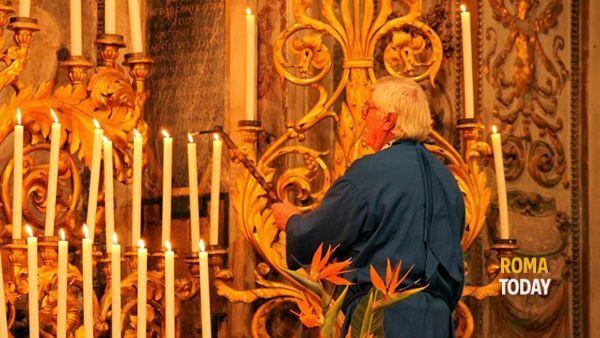 Tradizioni trasteverine: Giovedì Santo e la veglia delle 'Quarantore'