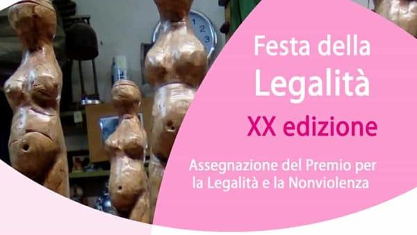 Al teatro del Lido la 'Festa della legalità e della nonviolenza'